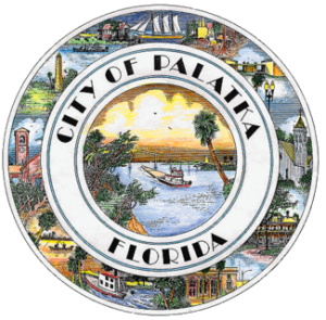 City of Palatka, Florida Seal Graphic