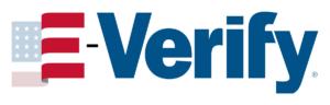 E-Verify Logo Graphic