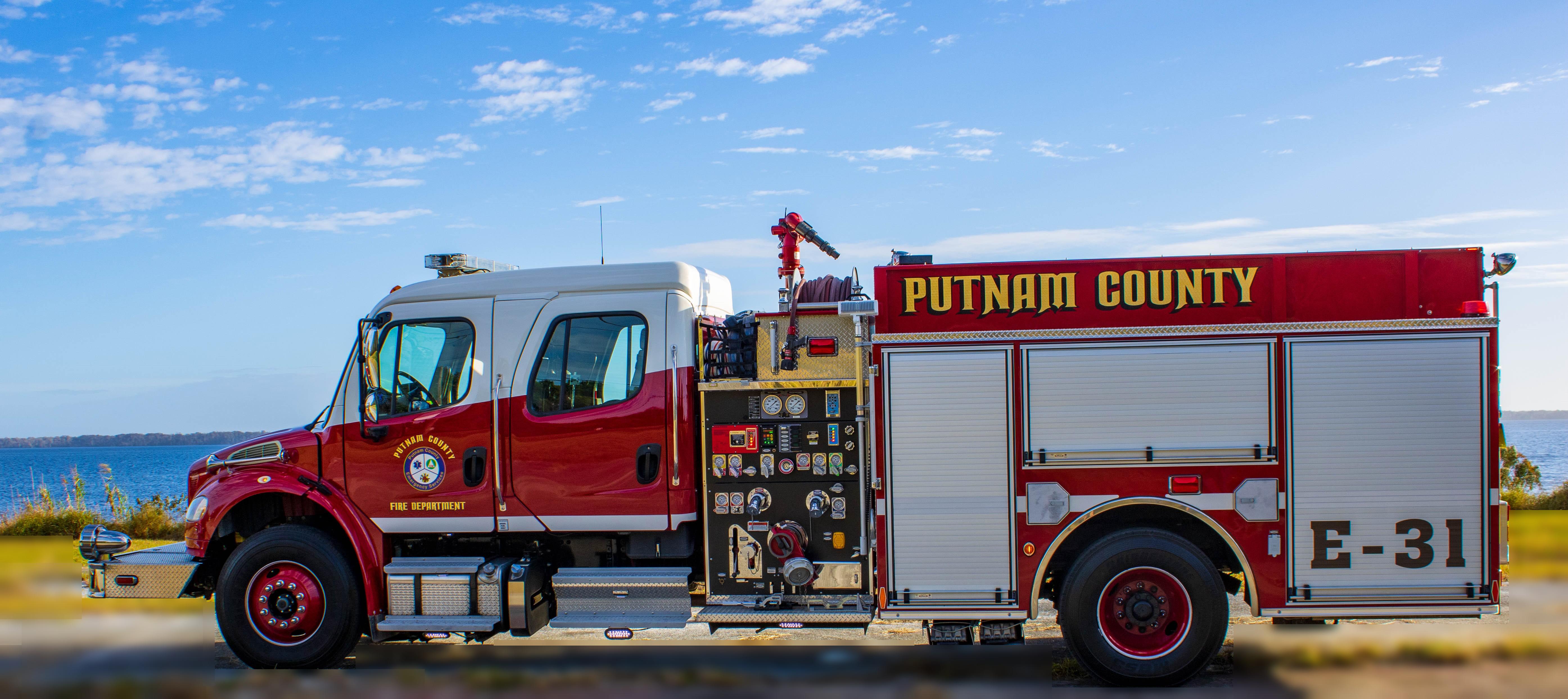 Putnam County Fire Engine E-31